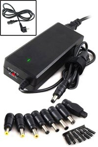 Universal AC adapter / charger with 8 different connectors!