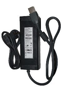 Microsoft Xbox 360 AC adapter / charger (12V, 16.5A)