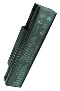 MSI Megabook M670 battery (4400 mAh, Black)
