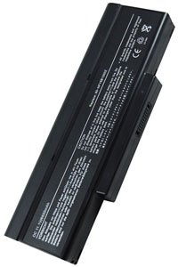Asus S96J battery (6600 mAh, Black)