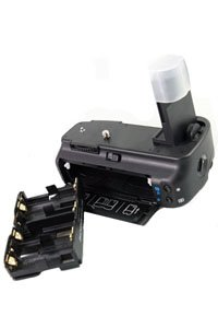BG-E2 compatible Battery grip for Canon EOS 50D