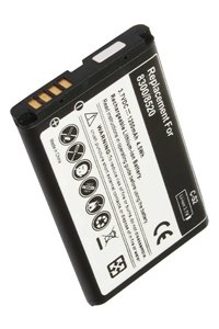 Blackberry Curve 3G 9300 battery (1200 mAh)