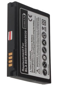 Blackberry Storm 2 9520 battery (1300 mAh)