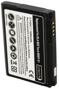 Blackberry Torch 2 9810 battery (1500 mAh)