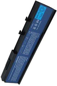 Acer TravelMate 2428AWXMi battery (4400 mAh, Black)