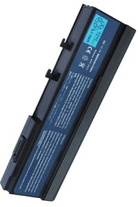 Acer TravelMate 6593G-842G25MN battery (6600 mAh, Black)