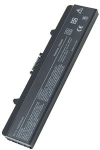 Dell Inspiron 1525 battery (4400 mAh, Black)