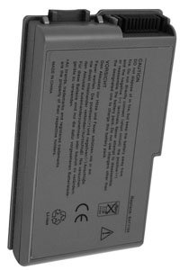 Dell Latitude D505 battery (4400 mAh, Gray)