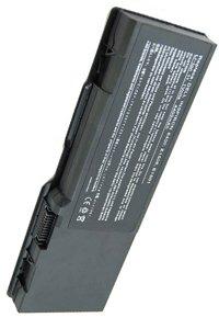 Dell Inspiron 1501 battery (4400 mAh, Black)