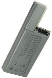 Dell Latitude D531 battery (4400 mAh, Metallic Gray)