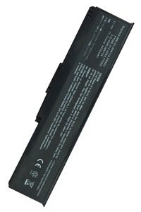 Dell Vostro 1400 battery (4400 mAh, Black)
