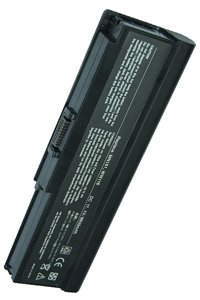 Dell Vostro 1400 battery (6600 mAh, Black)