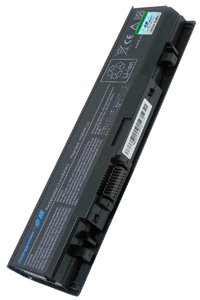 Dell Studio 15 1535 battery (4400 mAh, Black)