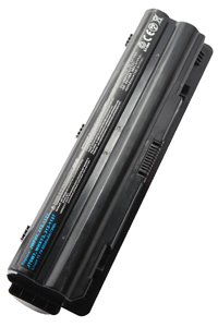 Dell XPS L501X battery (6600 mAh, Black)