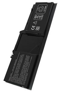 Dell Latitude XT2 Tablet PC battery (1800 mAh, Black)