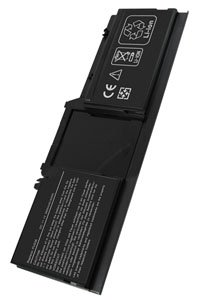 Dell Latitude XT2 Tablet PC battery (3600 mAh, Black)