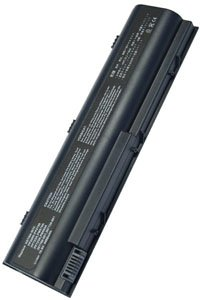 HP Pavilion ze2001EA-PS723EA battery (4400 mAh, Black)