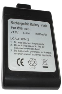 Dyson DC16 Root 6 battery (2000 mAh)