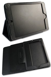 Leather Tablet Case for Apple iPad mini (16GB) Wi-Fi + Cellular