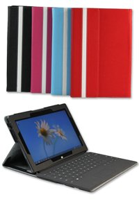Leather Tablet Case for Microsoft Surface RT (64GB)