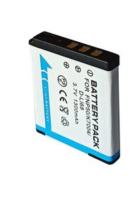 FujiFilm FinePix F600EXR battery (1000 mAh, Black)