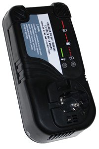 Hitachi FDS 12DVA AC adapter / charger (7.2 - 18V, 1.5A)