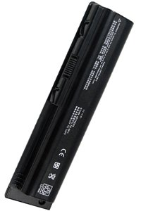 Compaq Presario CQ61-120SA battery (6600 mAh, Black)