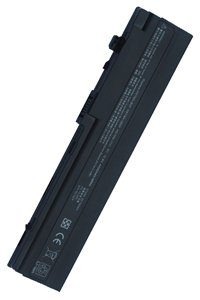 HP Mini 5102 battery (4400 mAh, Black)