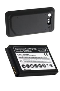 HTC S710E battery (3500 mAh, Black)