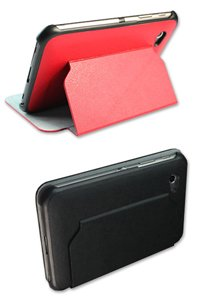 Leather Tablet Case for Samsung GT-P3110 Galaxy Tab II 7.0