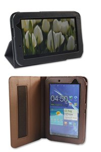 Leather Tablet Case for Samsung GT-P3110 Galaxy Tab 2 7.0