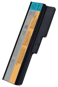 Lenovo 3000 N500 4233-52U battery (4400 mAh, Black)