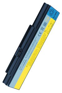 Lenovo IdeaPad Y710-4054 battery (4400 mAh, Black)