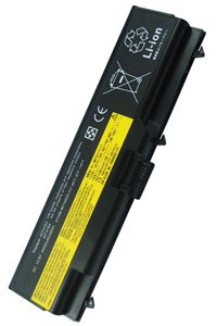 Lenovo ThinkPad SL410 2874 battery (4400 mAh, Black)