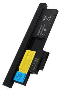 Lenovo ThinkPad X201t battery (4000 mAh, Black)
