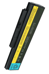 Lenovo ThinkPad X220s battery (4400 mAh, Black)