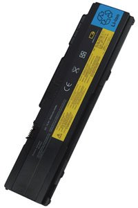 Lenovo ThinkPad X301 battery (3600 mAh, Black)