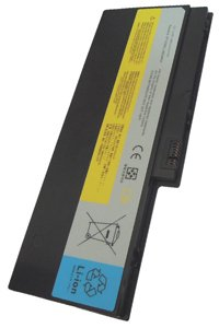 Lenovo IdeaPad U350 2963 battery (2800 mAh, Black)