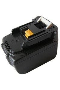 Makita BPT351Z battery (3000 mAh, Black)