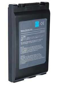 Toshiba Tecra M7-139 battery (4400 mAh, Black)