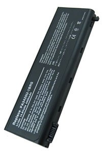 Toshiba Satellite Pro L30-140 battery (4400 mAh, Black)