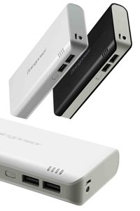 External battery pack (10400 mAh) for Motorola (multiple colors available)