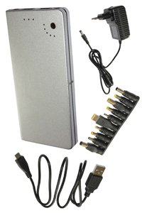 External battery pack (12000 mAh) for Nokia Lumia 820