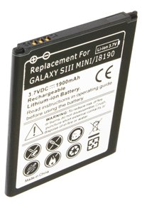 Samsung Galaxy S III Mini battery (1900 mAh)