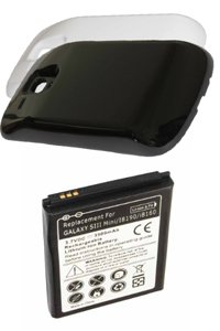 Samsung Galaxy S III Mini battery (3800 mAh, multiple colors available)