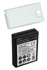 Samsung SCH-I889 Galaxy Note battery (5000 mAh, White)
