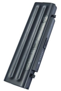 Samsung NP-R55-T5500 Moncis battery (4400 mAh, Black)