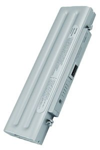 Samsung NP-R50-1800 Couyee battery (4400 mAh, Silver)