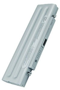 Samsung NP-R50-1800 Couyee battery (6600 mAh, Silver)