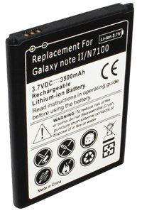 Samsung SCH-I605 Galaxy Note II battery (3500 mAh, Black)
